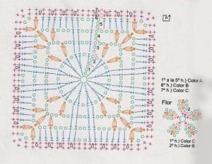 crochet-square-three-flowers-diagram
