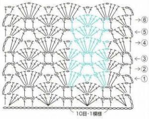 diamond-waves-tecture-crochet-pattern-1