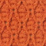 Crochet Diamond Waves Stitch Free