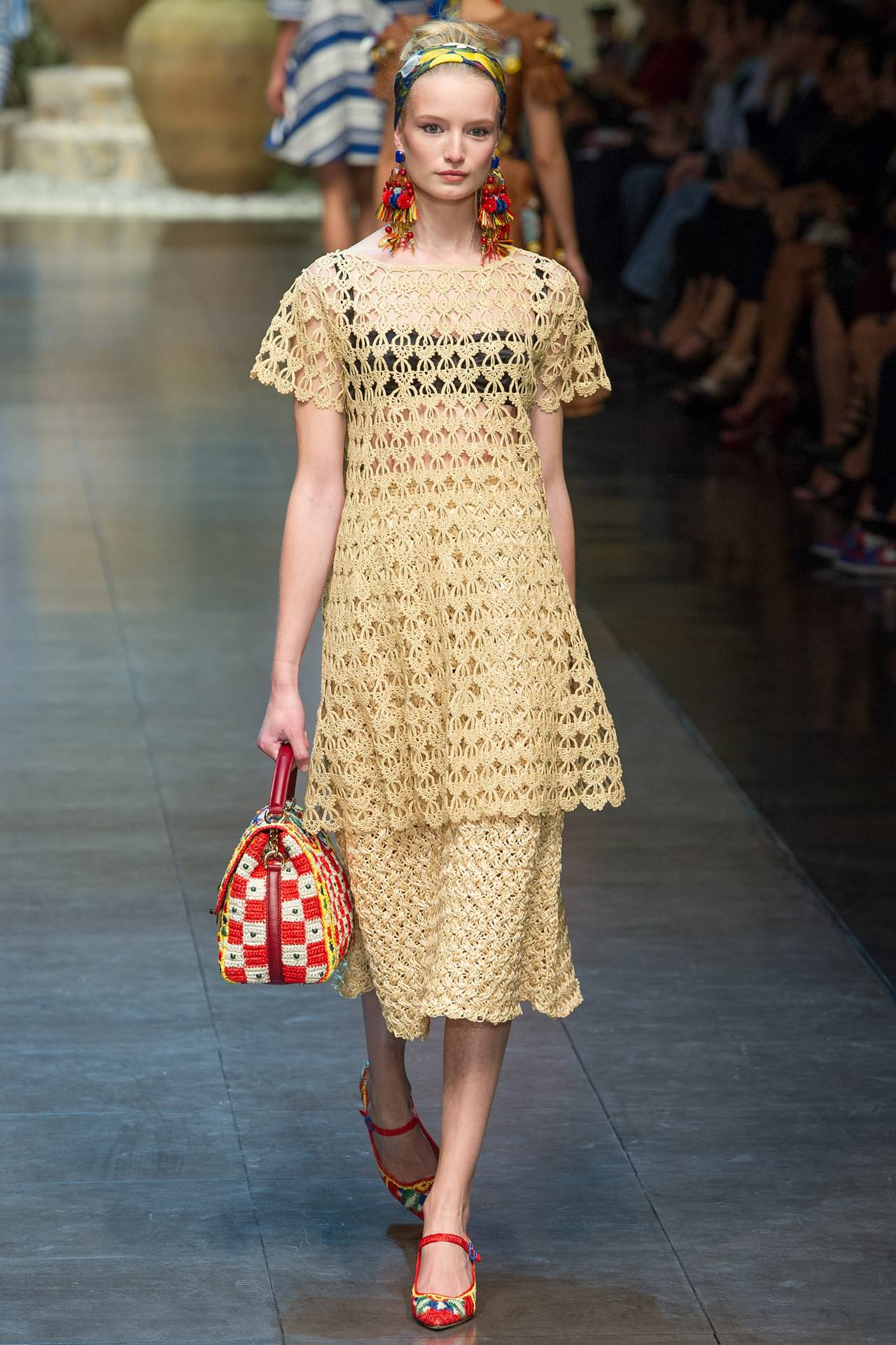 Dolce & Gabbana Crochet Stitich ⋆ Crochet Kingdom