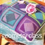 Geometric Crochet Pillow Pattern