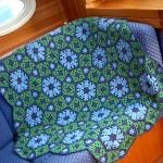 Circle Granny Rug/Afghan