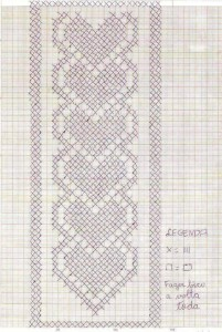 heart crochet panel 1