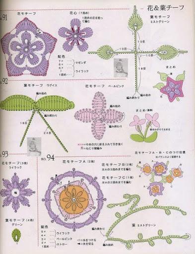 Crochet Japanese Amigurumi Dolls Kimono Pattern - Crochet News | 512x393