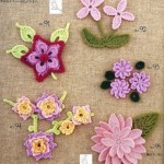 Japanese Crochet Flowers