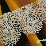 Lace Circle Edging