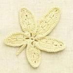 Maple Crochet Flowers