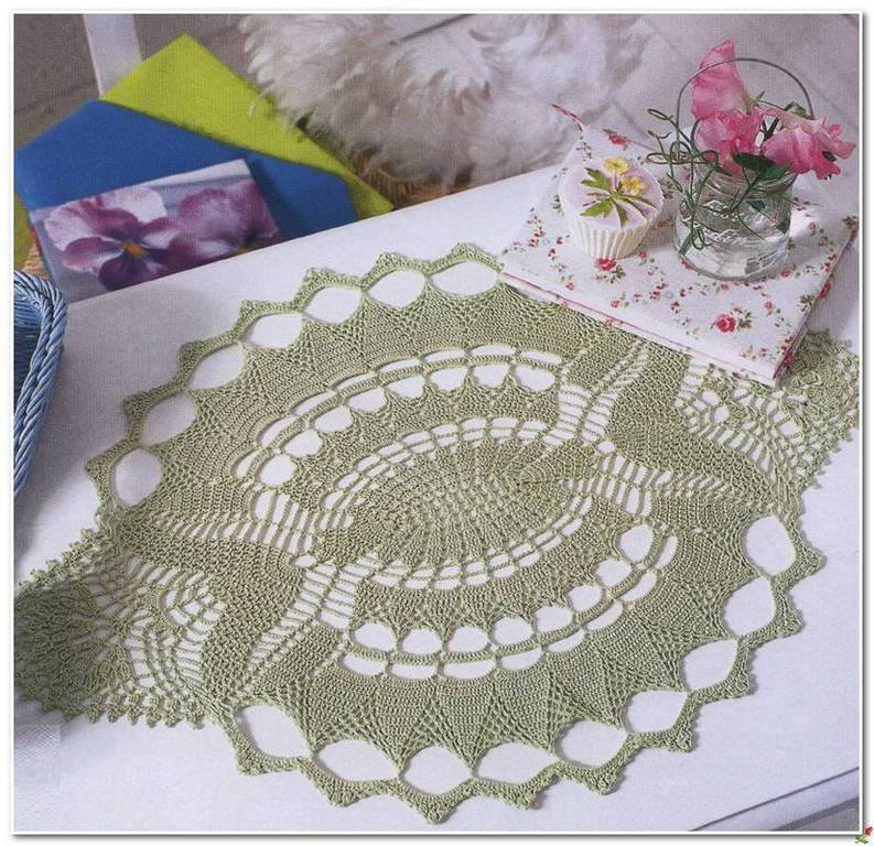100 Free Crochet Doily Patterns Youll Love Making 117 Free