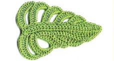 pretty-crochet-leaf
