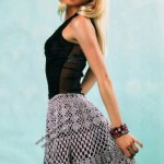 Pretty Crochet Skirt Pattern