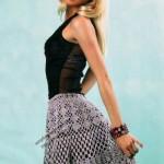 Pretty Crochet Skirt Pattern