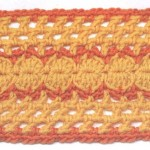 Crochet Rectangle Motif