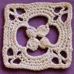 Crochet Square Small and Pretty