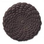 Spiral Crochet Hat