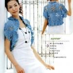 Summer Bolero Crochet