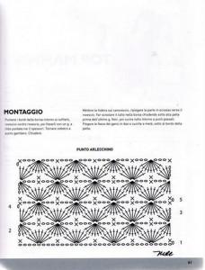 sundial crochet clutch 1