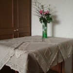 Crochet Tablecloth Edge