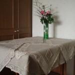 Crochet Tablecloth Edge