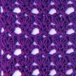 Little Tulips Crochet Stitch
