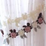 Flower Crochet Lace String