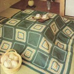 Square Blanket to Crochet Free Pattern
