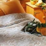Crochet Bedspread - Persia