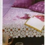 Crochet Bedspread - Pechino