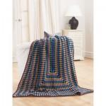 Large Rectangular Granny Blanket Crochet Pattern Free