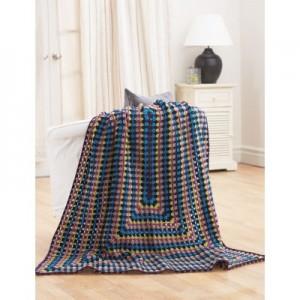 Crochet Pattern For Granny Blanket : Large Rectangular Granny Blanket Crochet Pattern Free ...