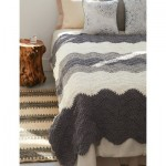 Grey Scale Blanket