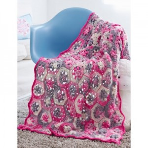 Hexi Baby Blanket