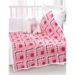 Puzzle Blocks Baby Blanket