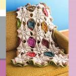 Urchins Crochet Blanket