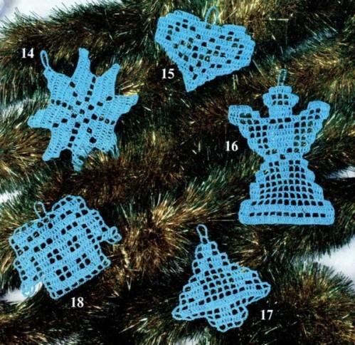 Crochet Ornaments Page 11 Of 12 Crochet Kingdom 60 Free