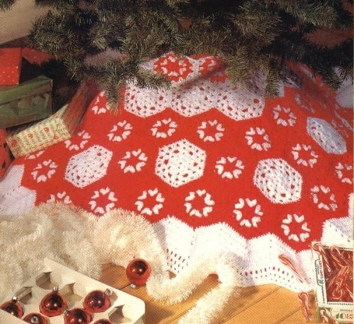 Christmas Afghan Crochet Pattern Crochet Kingdom