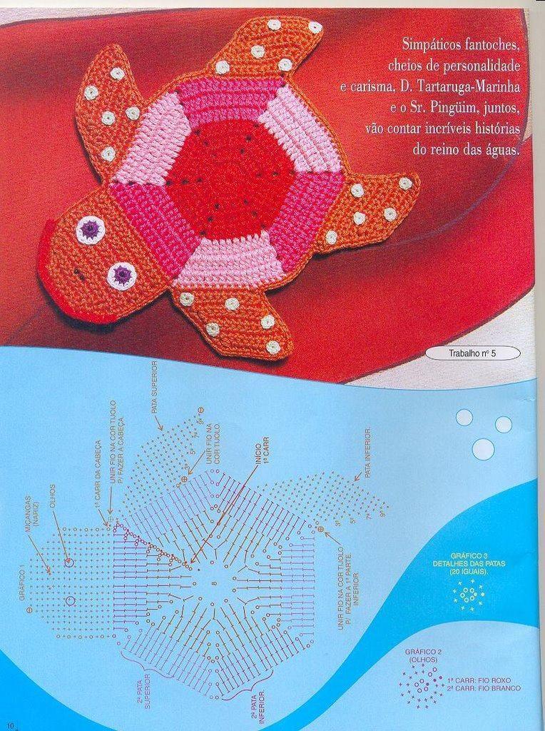 Motifs Crochet Stitches Motifs And Diagrams Pinterest