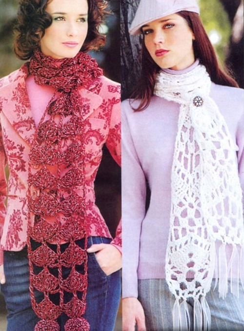 Crochet Scarf Free Patterns  U22c6 Page 13 Of 16  U22c6 Crochet Kingdom  80 Free Crochet Patterns