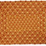 Fan Crochet Mat Pattern