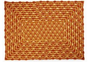 cropchet fan mat
