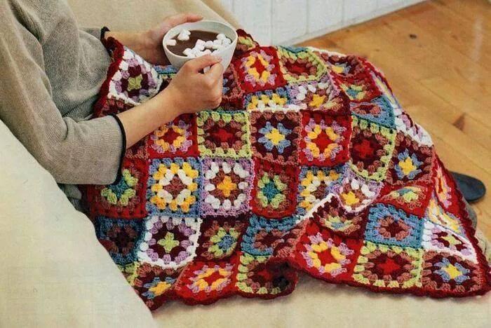 Granny Square Ideas Crochet Crochet Kingdom