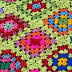 granny square crochet pattern ideas 7