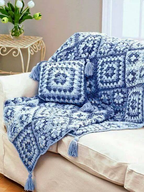 Granny Square Ideas Crochet Crochet Kingdom