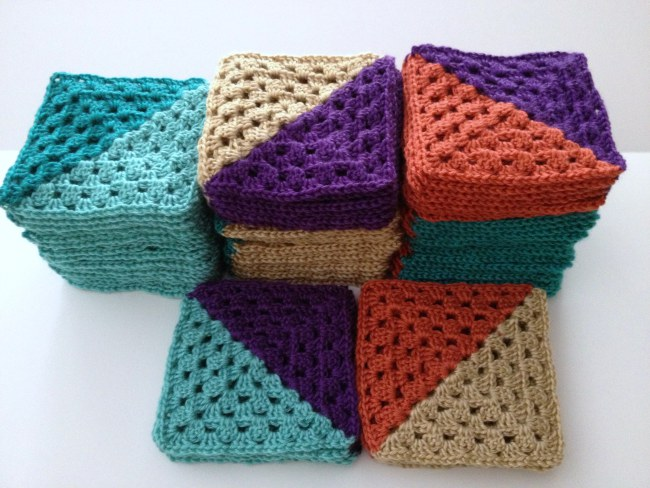 Granny Square Ideas Crochet ⋆ Crochet Kingdom