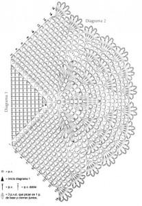pink shawl crochet pattern free 3