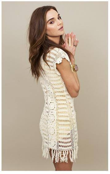 Short Summer Crochet Dress Free Pattern ‹� Crochet Kingdom