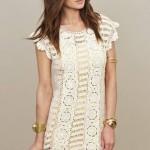 Short Summer Crochet Dress - Free Pattern