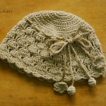 Crochet Pattern for a Girls Beanie