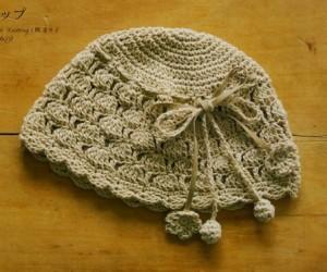 beanie crochet girls kids