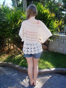lace crochet sweater pattern