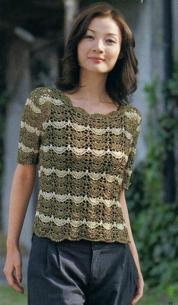 Crochet Tops Page 15 Of 26 Crochet Kingdom 130 Free Crochet
